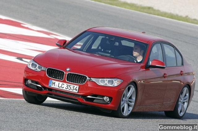 Bridgestone S001 RFT nuova BMW Serie 3