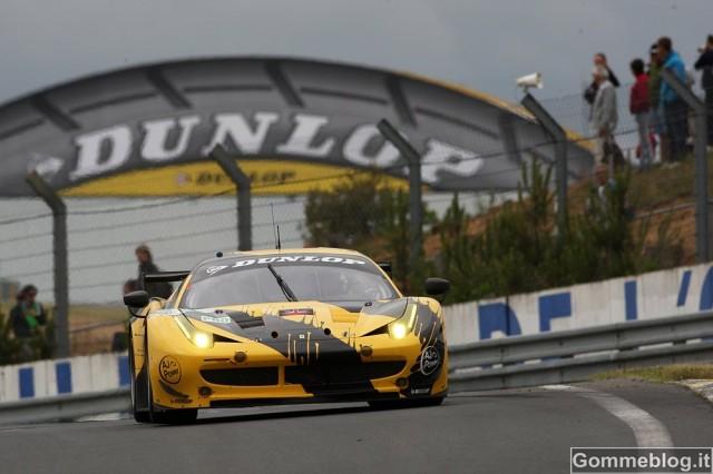24 Ore di Le Mans 2012: Dunlop presente in 4 categorie 2