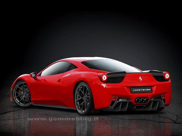 Ferrari 458 Tuning Vorsteiner 2