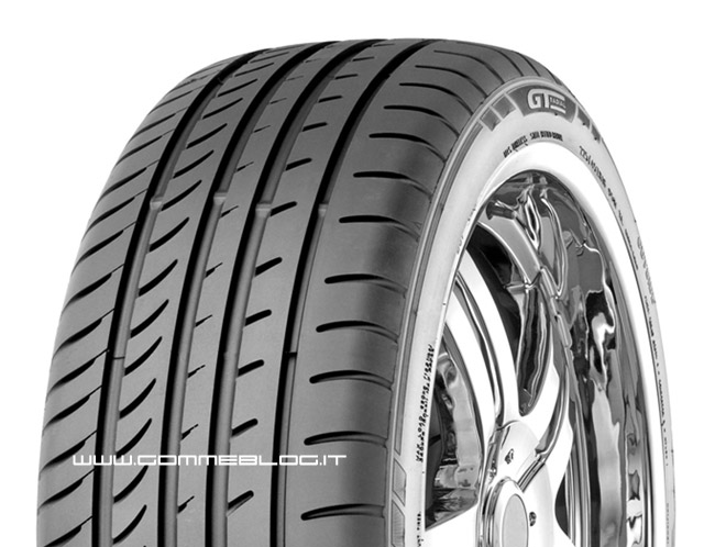 GT Radial Champiro UHP1: nuovi pneumatici Ultra High Performance 1