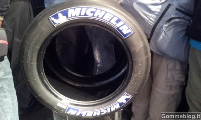 Pneumatico Ibrido Michelin 2