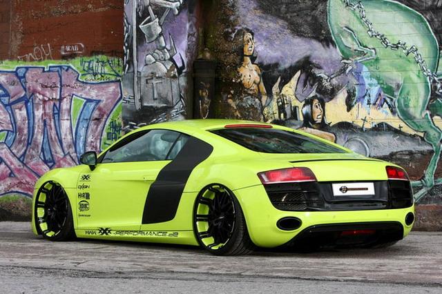Immagini Audi R8 5.2 V10 Tuning XXX-Performance – Foto Gallery