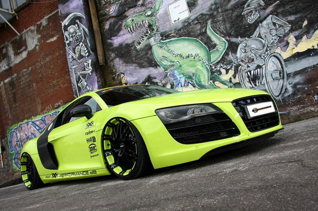 Audi R8 5.2 V10 Tuning XXX-Performance