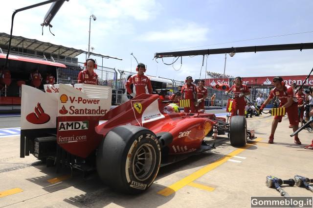 F1 GP Europa Valencia 2012: Vettel continua a scrivere la storia con Pirelli 2
