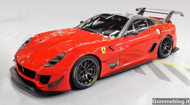 Terremoto Emilia: Ferrari, all'asta una 599 XX EVO