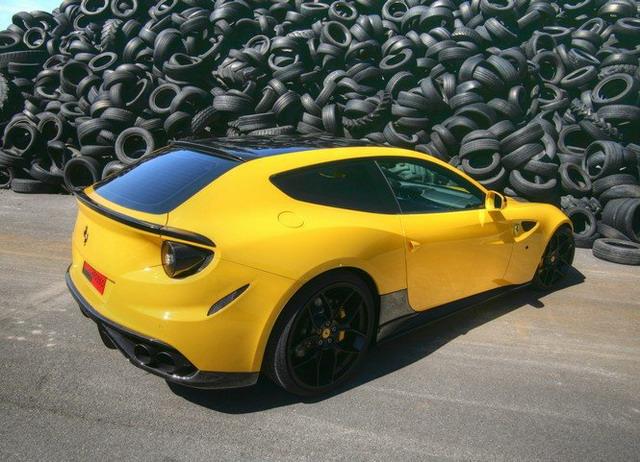 Ferrari FF Tuning Novitec Rosso: tanto carbonio e 702 CV