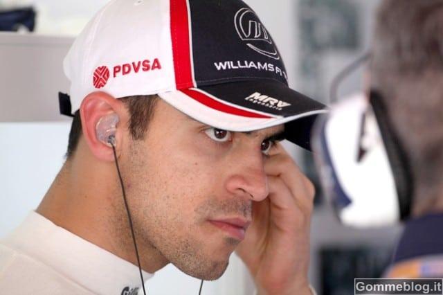 F1 GP Europa Valencia: le parole di Pastor Maldonado (Williams)