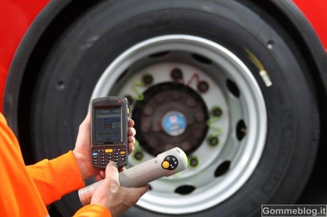 """Michelin: nuovo pneumatico """"comunicante"""" per i giochi Olimpici Londra 2012"""