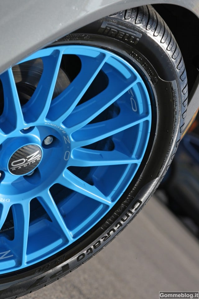 """Etichetta Gomme: Pirelli Cinturato P7 Blue ... e la doppia """"A"""" 39"""