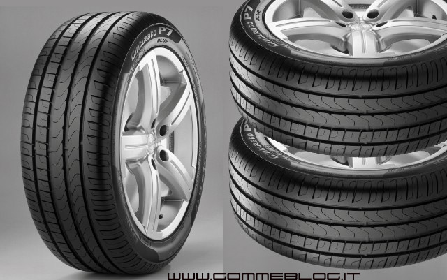 Pirelli Cinturato P7 BLUE 1