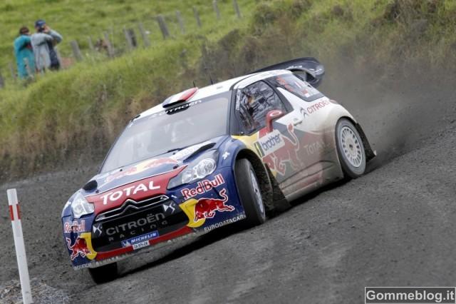 Rally Nuova Zelanda: Terza doppietta per Citroen e Michelin