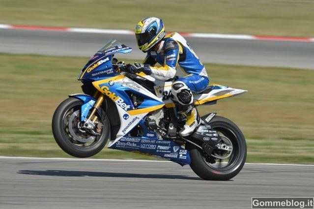 Superbike SBK Misano 2012: BMW Motorrad Italia al Circuito Simoncelli