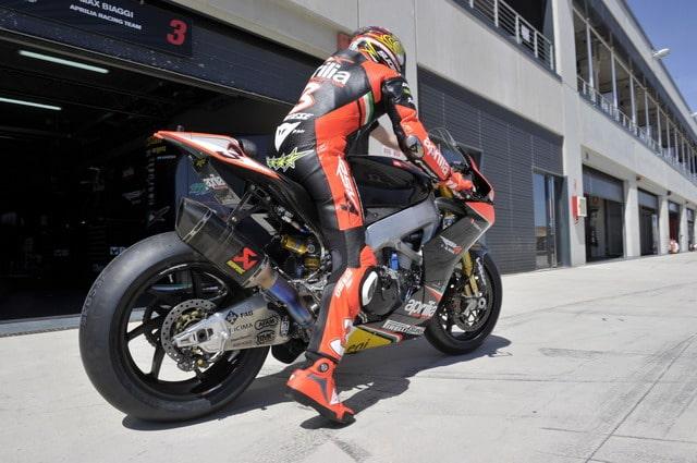 Pirelli Diablo Superbike 17 pollici: Superato il 1° test SBK 2013
