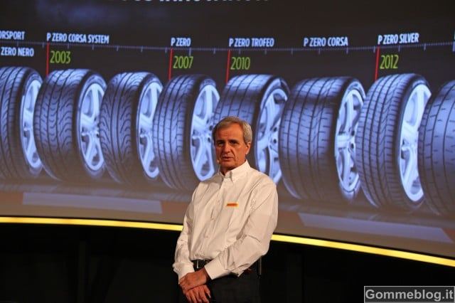 Pirelli vince il Porsche Supplier Award 2011 1