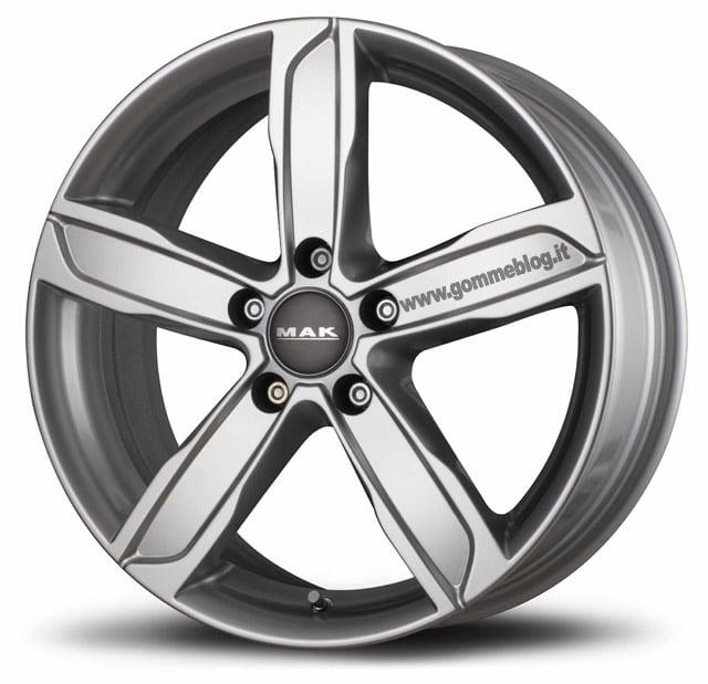 Cerchi in lega MAK Stadt: nuovi cerchi auto in lega per Audi