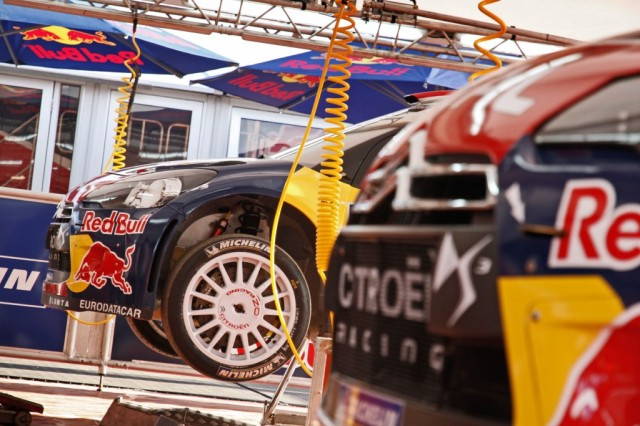 Rally di Germania 2012: vittoria per Loeb, Citroen e Michelin [FOTO - VIDEO] 1