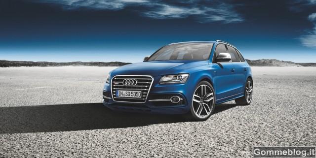 Audi SQ5 TDI Exclusive Concept: Anteprima al Salone di Parigi