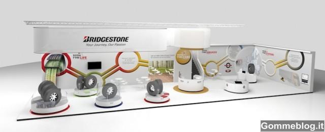 Pneumatici: IAA 2012, Bridgestone presenta il programma Total Tyre Care