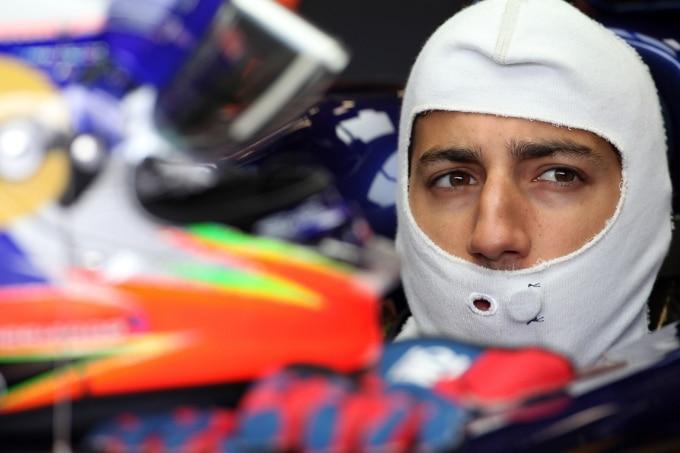 F1 Monza: Intervista a Daniel Ricciardo (Toro Rosso)