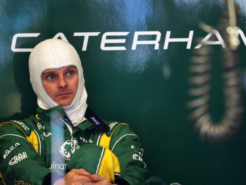 "F1 Singapore: Heikki Kovalainen (Caterham), ""Singapore è una gara bellissima"""