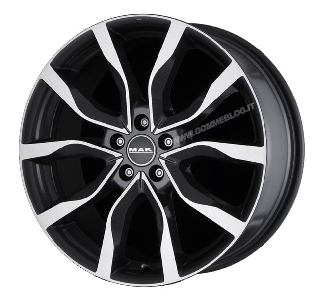 Cerchi in lega MAK Highlands: nuovi cerchi per Land e Range Rover