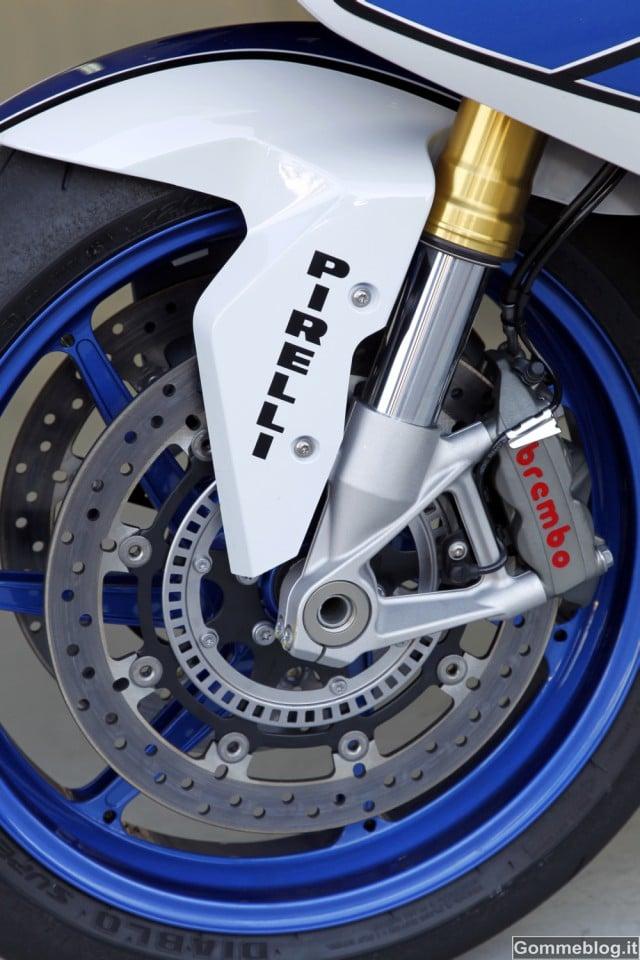 Pirelli Diablo Supercorsa SP: 1° equipaggiamento per BMW HP4