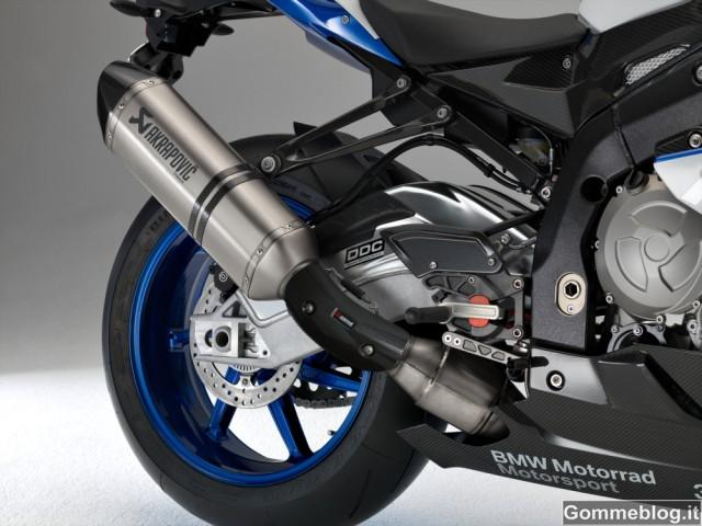 Pirelli Diablo Supercorsa SP: 1° equipaggiamento per BMW HP4 2