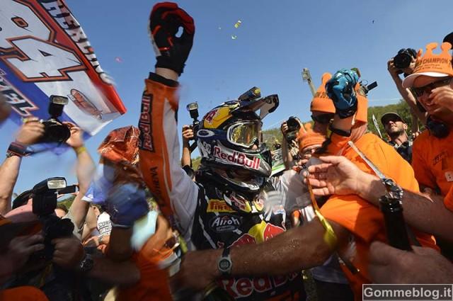 Motocross: Pirelli è Campione del Mondo con Herling e Cairoli