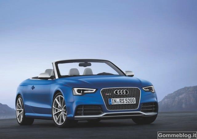 Audi RS 5 Cabriolet, dinamismo a cielo aperto 3