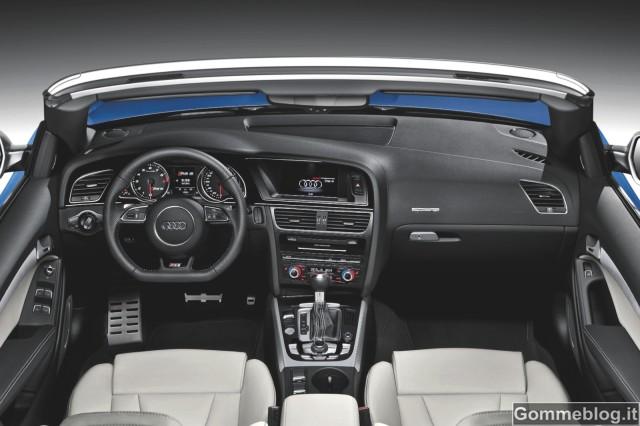 Audi RS 5 Cabriolet, dinamismo a cielo aperto 2