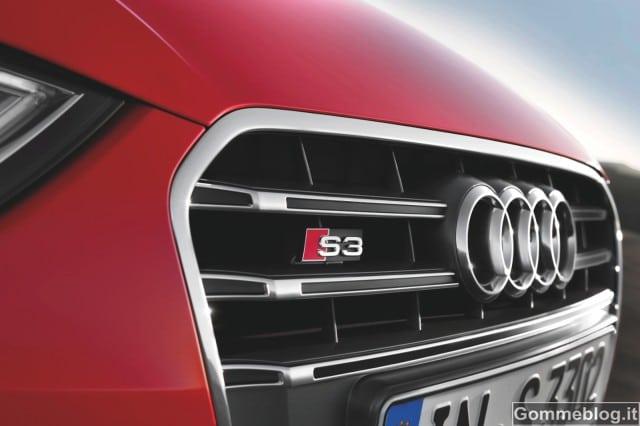 Nuova Audi S3: arriva il 2.0 TFSI da 300 CV 2
