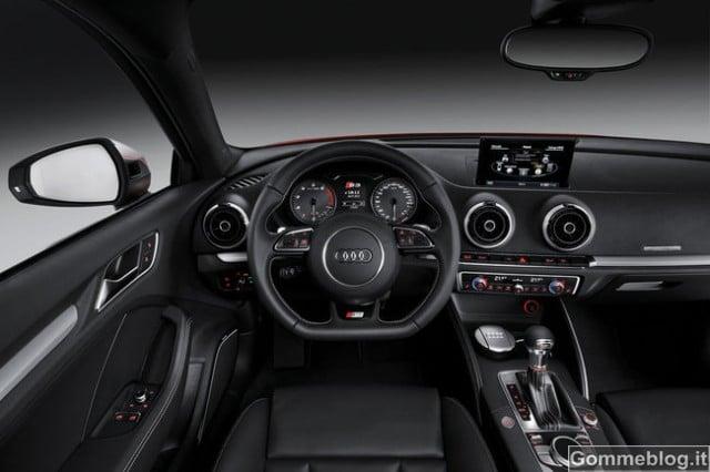 Nuova Audi S3: arriva il 2.0 TFSI da 300 CV 6