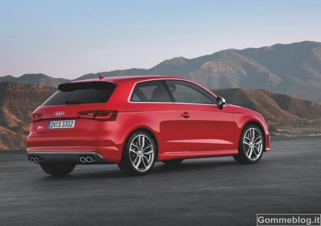 Nuova Audi S3: arriva il 2.0 TFSI da 300 CV 5