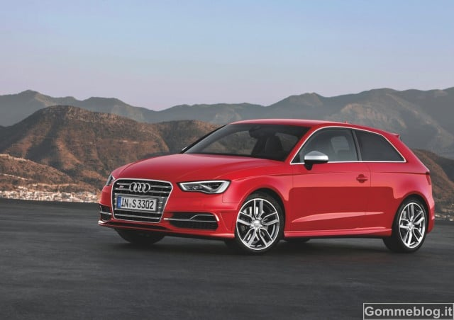 Nuova Audi S3: arriva il 2.0 TFSI da 300 CV 3