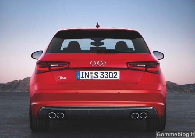 Nuova Audi S3: arriva il 2.0 TFSI da 300 CV 4