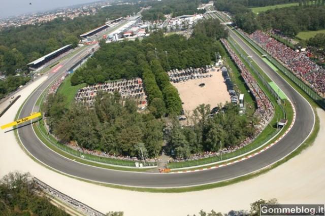 F1 Monza: Il Gran Premio d'Italia dal punto di vista degli pneumatici