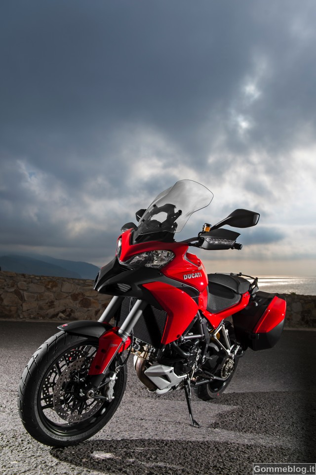 Nuova Ducati Multistrada 1200: [FOTO] [VIDEO]