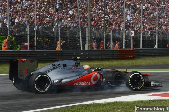 F1 Monza Post Gara: Prestazioni e durata per gli pneumatici Pirelli