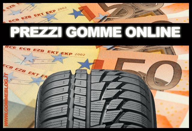 Prezzi Gomme Auto: Le MIGLIORI Offerte su Pneumatici Online