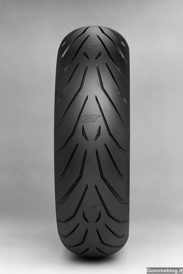 Pirelli Angel GT: nuovi pneumatici moto Granturismo 3