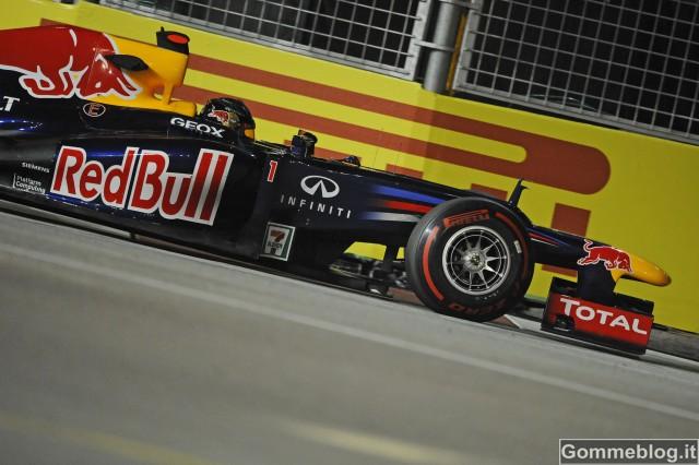 Pirelli: Soft e Supersoft per i carichi di benzina più alti dell'anno nel Gp di Singapore