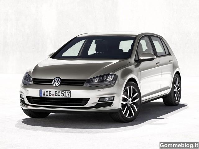 VW Golf 7: Scopriamola assieme in dettaglio 3