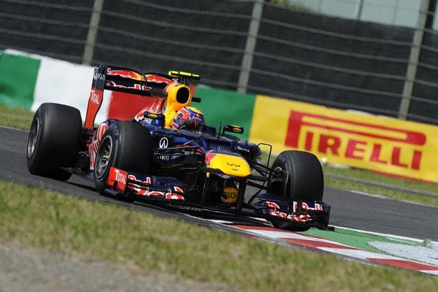 F1 Suzuka Giappone: Fondamentale ... la gestione delle gomme 11