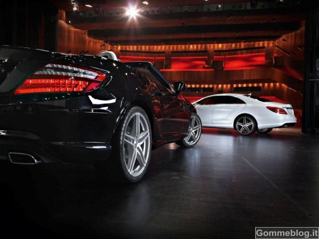 Cerchi in lega AEZ Portofino: studiati appositamente per Mercedes