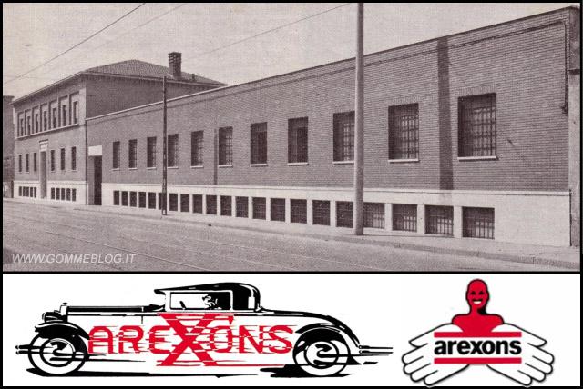 Arexons: oltre 80 anni di esperienza e innovazione