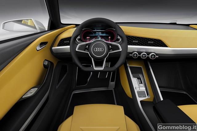 """Audi Crosslane Coupé: ecco come saranno i futuri audi """"Q"""" 3"""