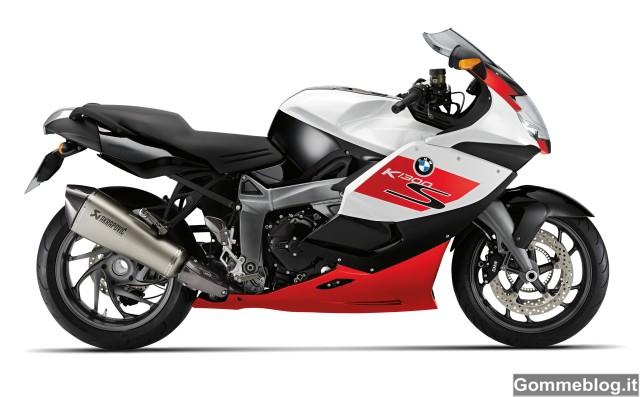 """BMW K 1300 S """"30 Jahre K-Modelle"""": modello speciale per EICMA 2012 2"""