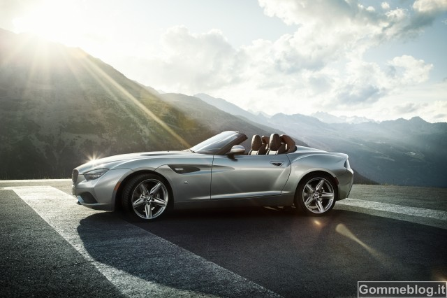 BMW Roadster Zagato 2