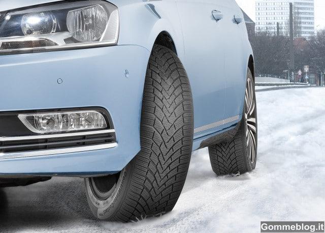 ContiWinterContact TS 850: Miglior Pneumatico Invernale per Auto Motor und Sport