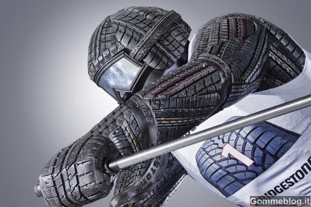 Coppa del Mondo di Sci Alpino Audi FIS con Bridgestone 1